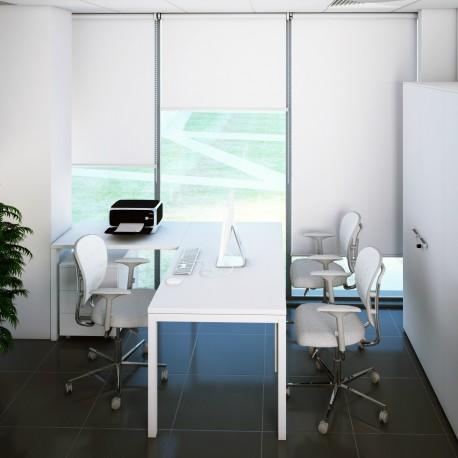 Scrivania frezza scrivania da ufficio bianca for Frezza arredamenti