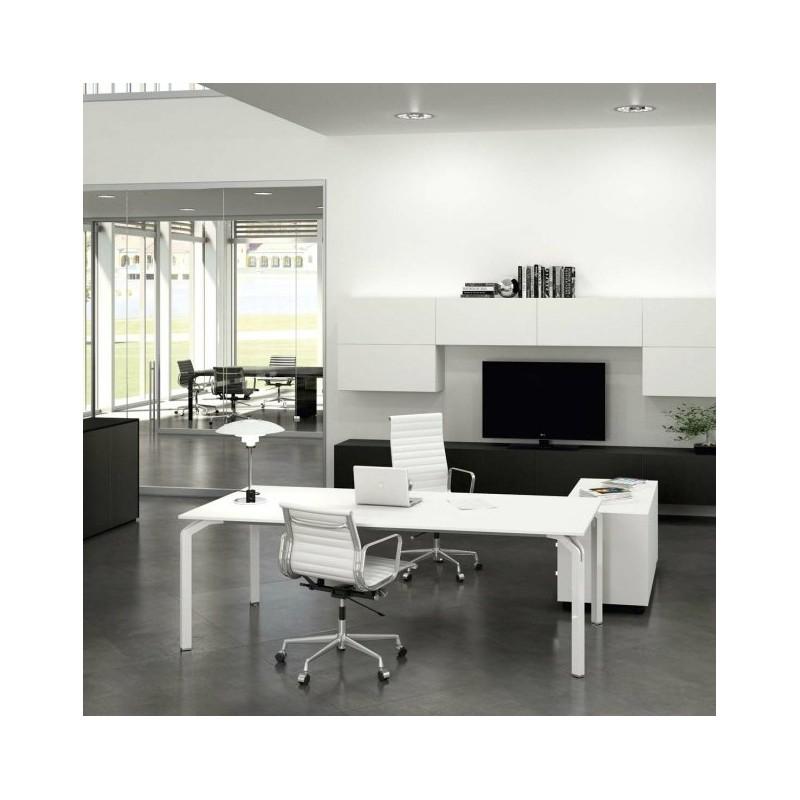 yoga scrivania direzionale melaminico about office