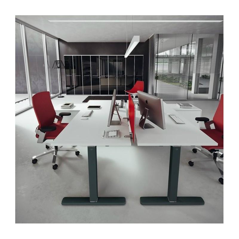 scrivania della valentina office scrivania semplice e