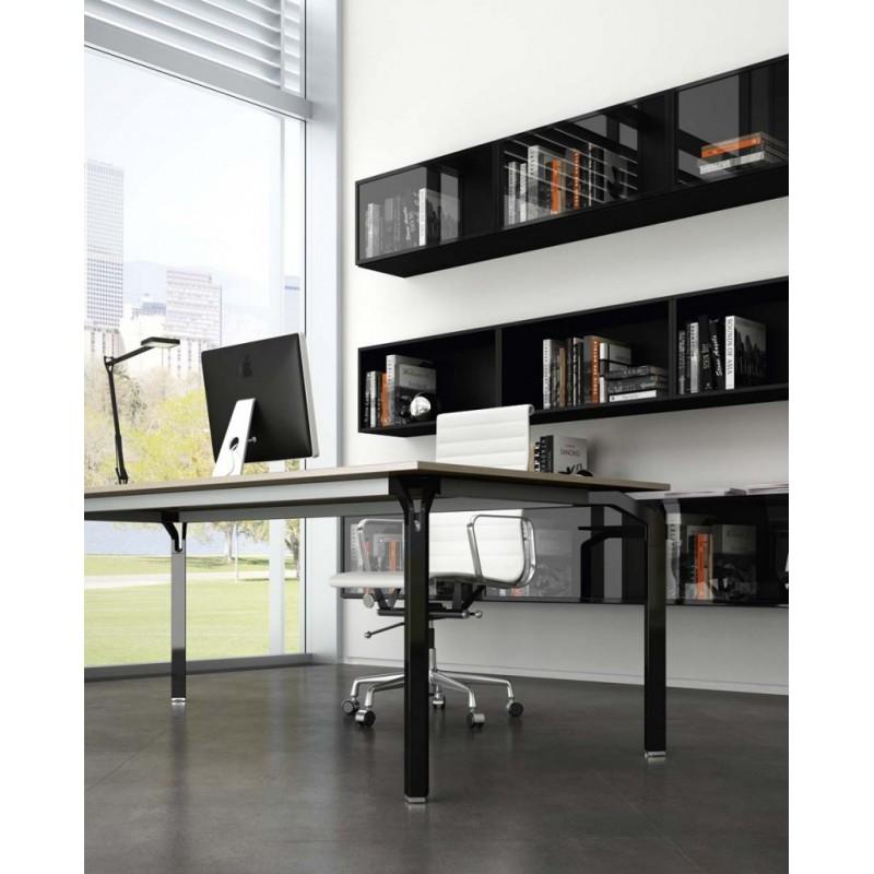 Yoga scrivania direzionale melaminico about office for Scrivanie ufficio prezzi
