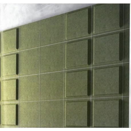 Diamante bifacciale set di 4 pannelli fonoassorbenti di for Fonoassorbenti pannelli