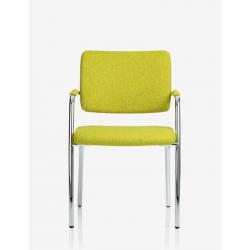 EVERYWHERE sedia con struttura tubolare