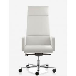 MAX - Poltrona direzionale con schienale alto Emmegi solida ed elegante