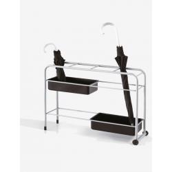 PIOGGIA - Portaombrelli Caimi in acciaio e tecnopolimero pratico e funzionale