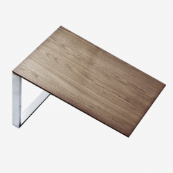 VELVET - Allungo laterale attrezzabile in legno Frezza