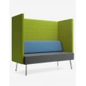LOFT - Divano 2 posti Quinti confortevole e versatile