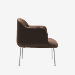 DEEP - Poltrona design Archirivolto per Quinti