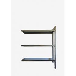 SCAFFALE H150 PROFONDO 60 cm AGGIUNTIVO