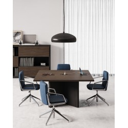 ELITE - Tavolo riunioni quadrato